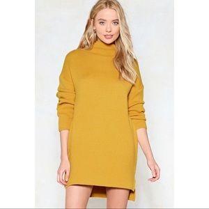 Nasty Gal: sweater dress